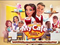 My Cafe Recipes & Stories MOD Apk v2018.3 Unlimited Money Update Terbaru 2018