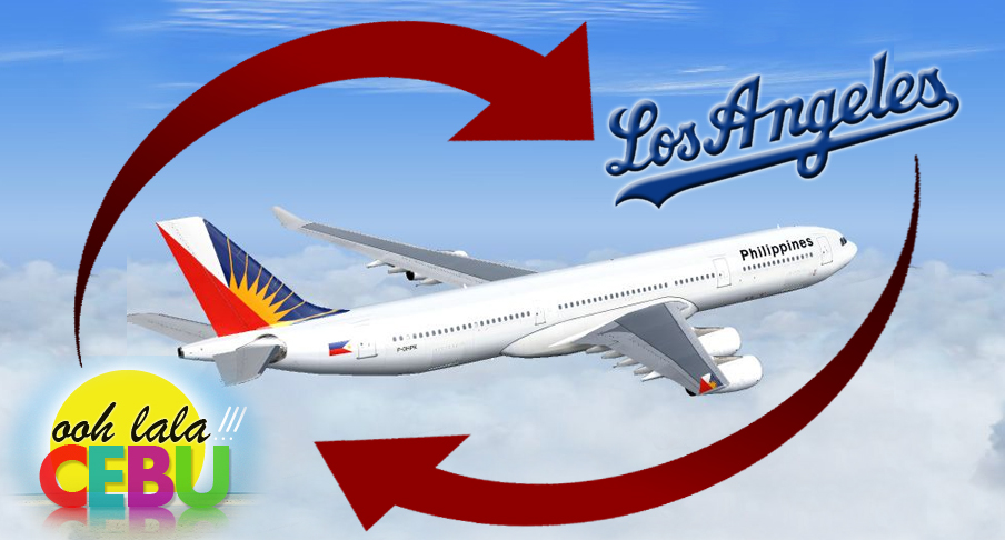 PAL Cebu-LA