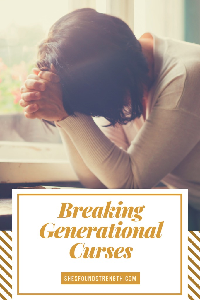 She's Found Strength: Breaking Generational Curses Isn't Easy