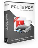Mgosoft PCL To PDF Converter Portable