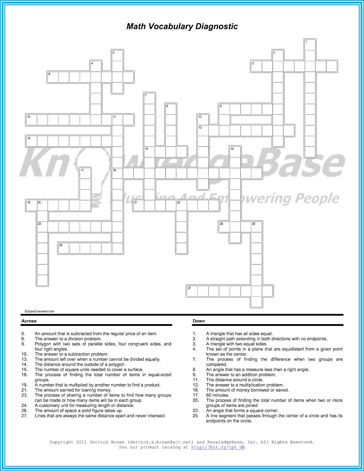 Worksheet Math Vocabulary Worksheets Grass Fedjp
