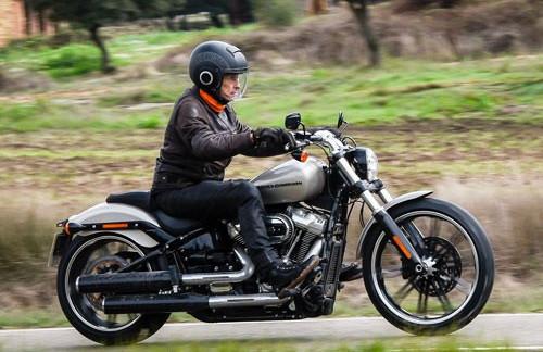 Harley-Davidson Softail Breakout 2018