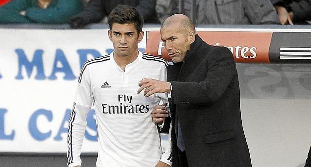 Enzo Zidane Mencetak Gol Dilaga Perdananya