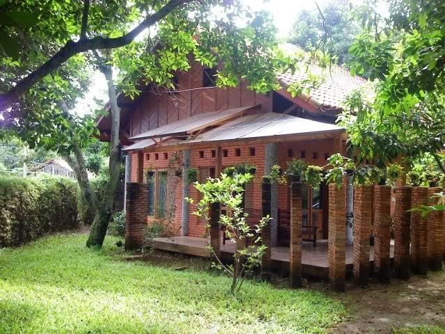 Rumah Idaman Sederhana Desa Desain Minimalis Gambar Inspirasi Asri Yg