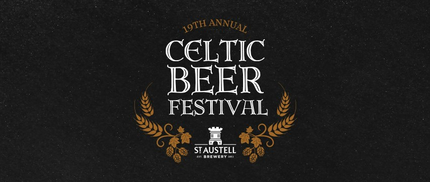 The 19th anual Celtic Beer festival on the 25th November 2017