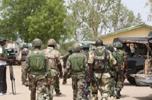 IPOB: Nigerian Army increases number of troops