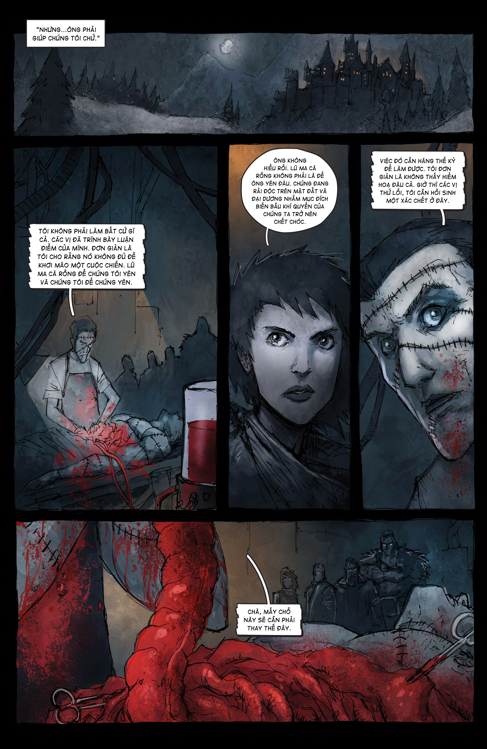 Broken Moon chương 3 trang 8