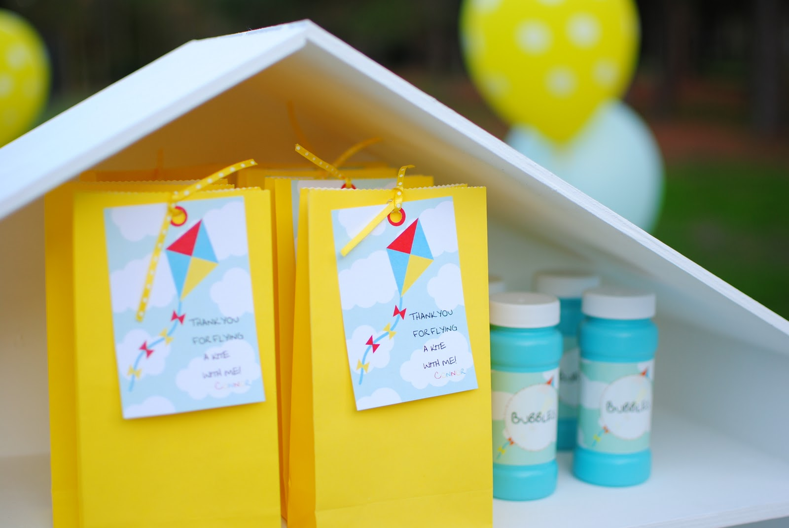 Kara S Party Ideas Kite Themed 2nd Birthday Party Kara S