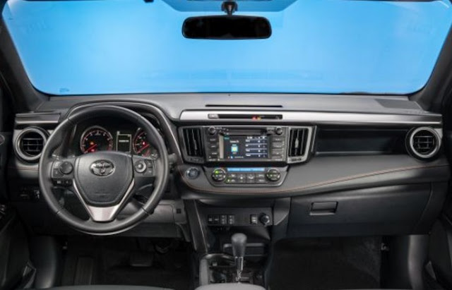 2018 Toyota RAV4 Interior, Release Date, Redesign, Price, Changes