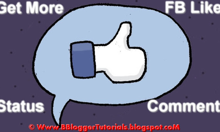 How To Get More Facebook Likes on Status & Comments For Free?