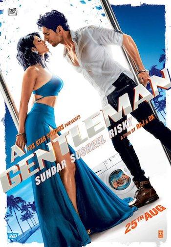 A Gentleman: Sundar, Susheel, Risky 2017 Theatrical Trailer Download