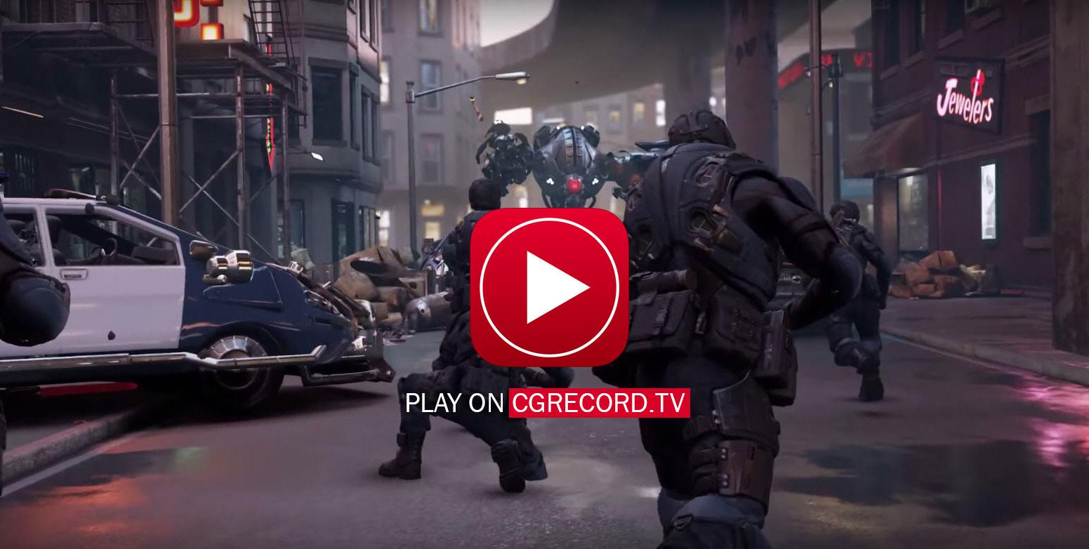 Unreal Engine 4 9 Showdown Cinematic VR Demo Trailer | Computer