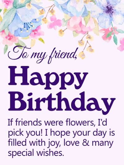 Latest Birthday Wishes | Quotes | Messages and Images for School Best Friends