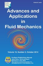 AAFM - Advances and Applications in Fluid Mechanics