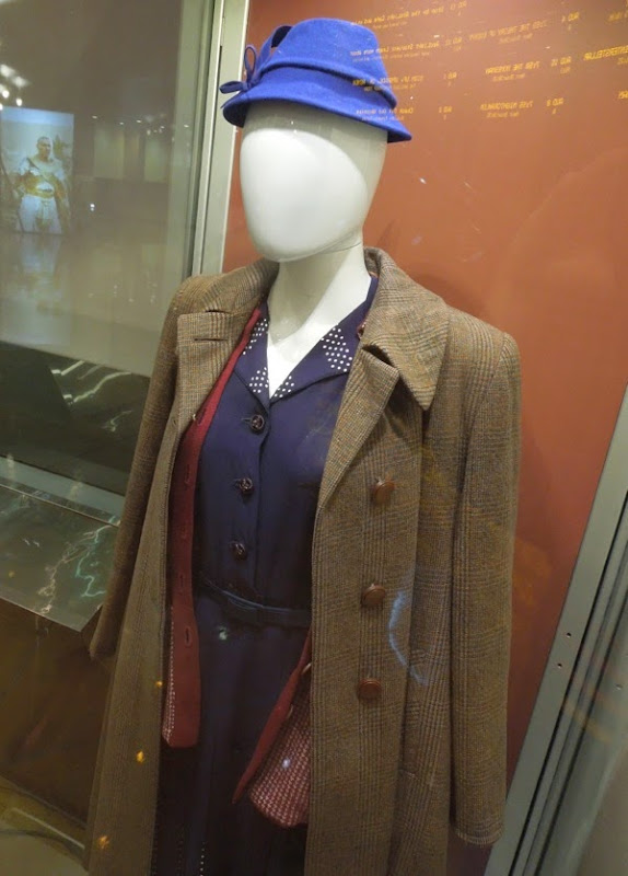Imitation Game Joan Clarke movie costume
