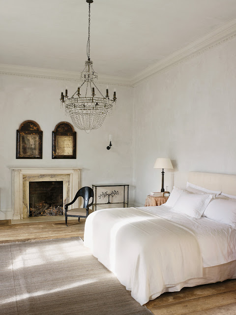 Interior Designer - Rose Uniacke's London home.