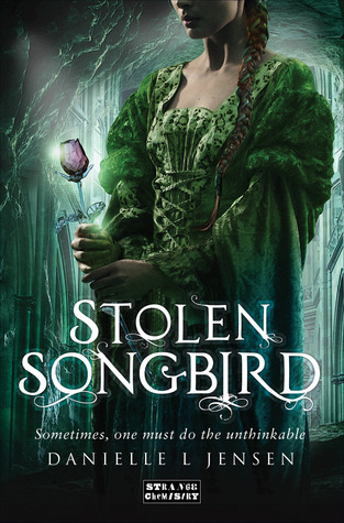 Stolen Songbird book cover