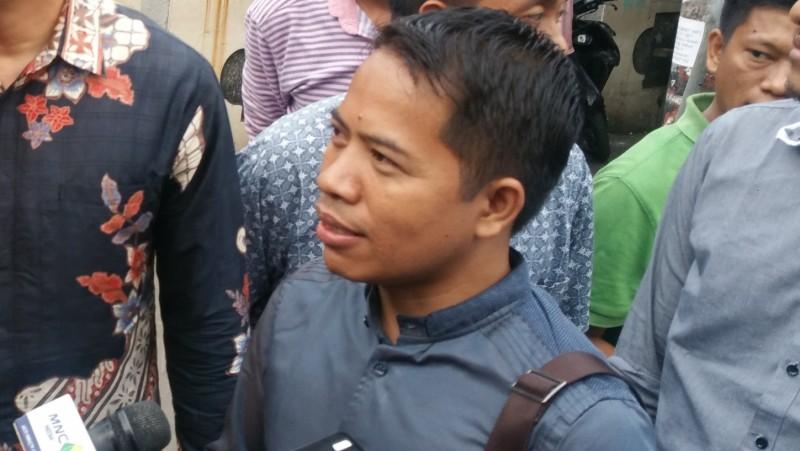 Ketua Umum PB HMI Mulyadi P Tamsir