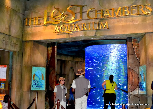 Lost Chambers at Atlantis The Palm Dubai