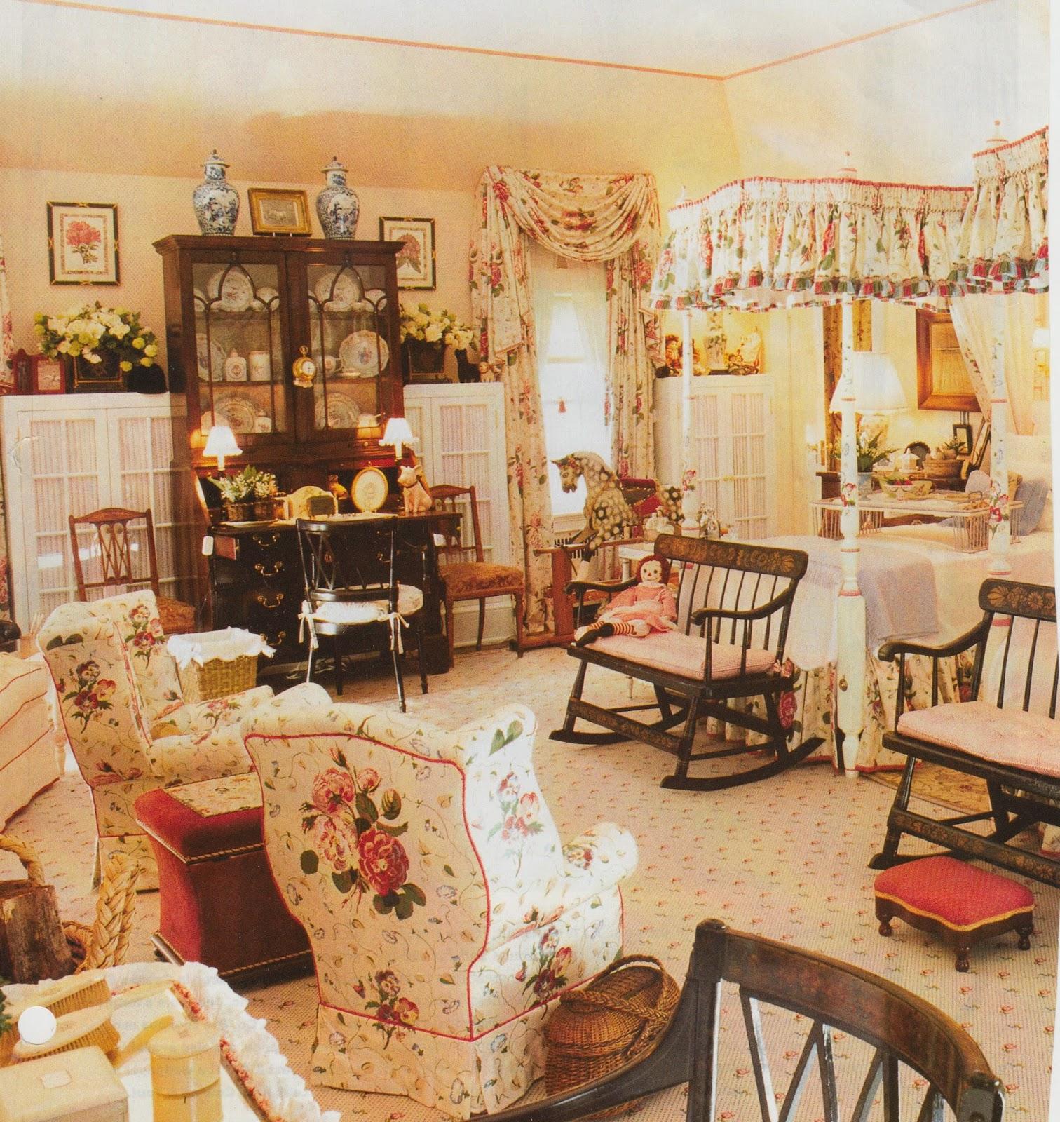 Hydrangea Hill Cottage: English country decor