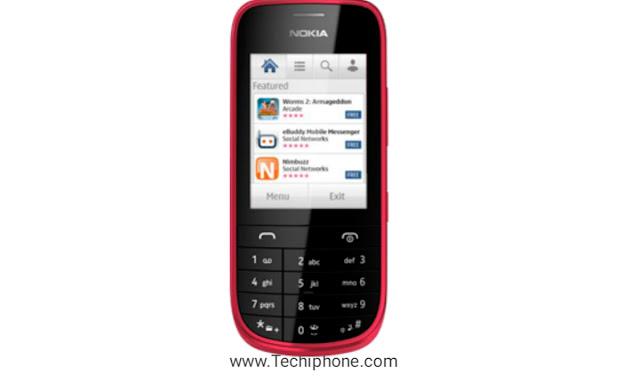 Nokia Asha 203 Flash File Free Download RM-834 v20.28