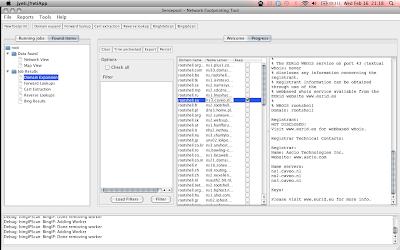 Yeti tool screenshot