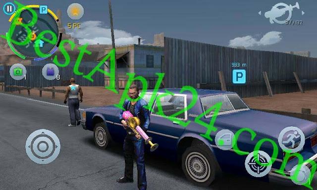 Gangstar Vegas v3.3.0m + Mod 5