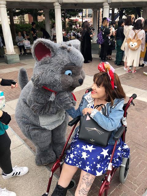 mon séjour Tokyo Disneysea
