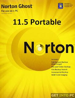 Norton Ghost 11.5 Portable Capa
