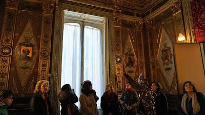 Interior del Palacio de Santoña