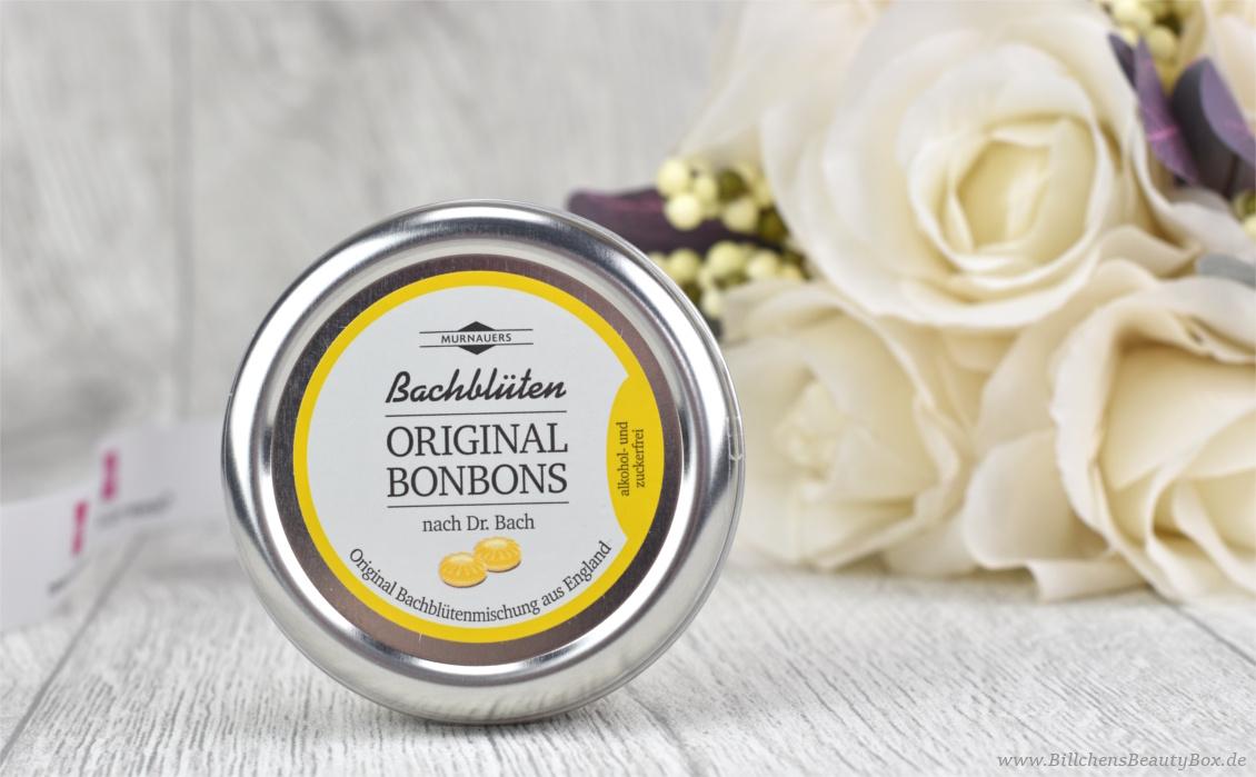beautypress News Box Dezember Special Edition -  Murnauers - Original Bachblüten Bonbons