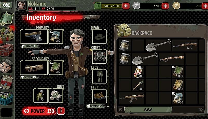 تحميل لعبة the walking zombies 2 افضل لعبة fbs بدون نت للاندرويد