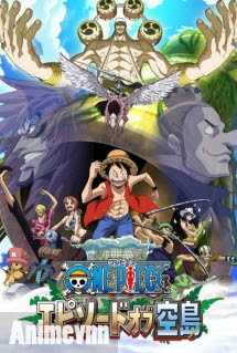 One Piece: Episode of Sorajima -  2018 Poster