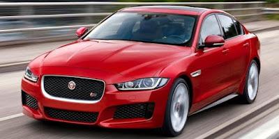 Jaguar XF HD image