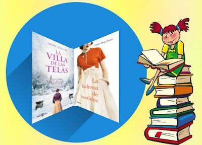 2 Libros gratis sobre telas, plagios de vestidos y amor