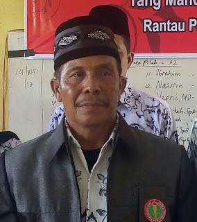 PGRI Kecamatan Rantau Panjang Terap Dipimpin Jalil Nawawi