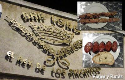 Pinchos de Lobo en Zamora