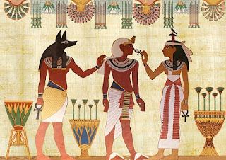 আশ্চর্যময় প্রাচীন মিশরের কথা