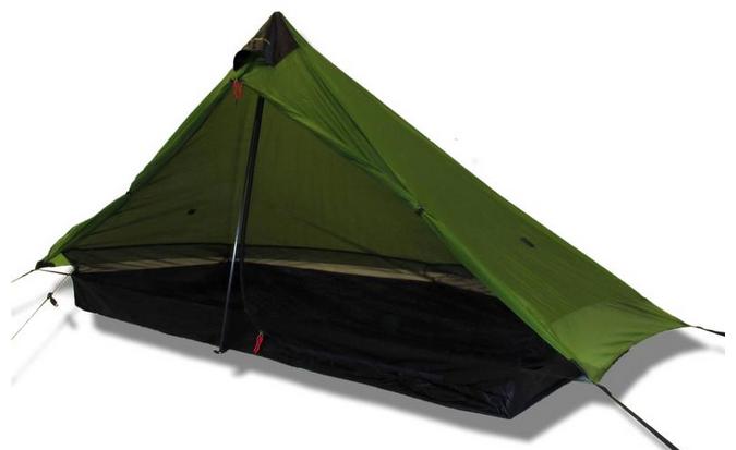 $215 USD SMD Lunar Solo tent  sc 1 st  Frugal Hiker & Frugal Hiker: 3F UL GEAR 1-man Lanshan 1 tent (similar to SMD ...