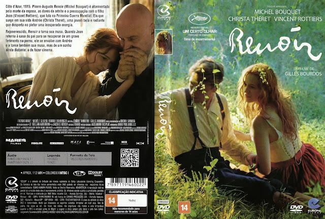 Capa DVD Renoir