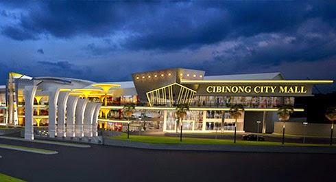 Cibinong City Mall Pusat Perbelanjaan Kelas Wahid Pertama