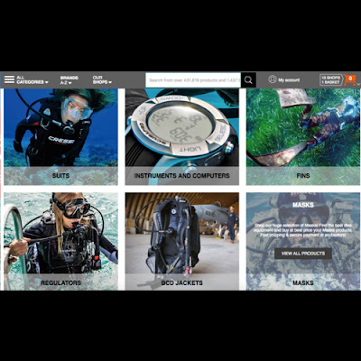 best online scuba store