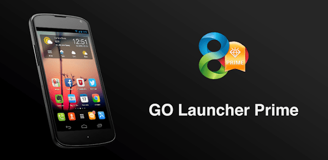 GO Launcher -Theme & Wallpaper Prime VIP 3.111 Apk