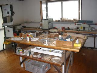 木工専用部屋