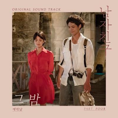 Lirik Lagu Eric Nam – The Night (OST Encounter)