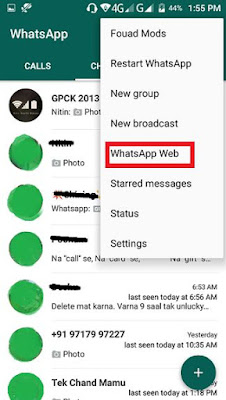 Whatsapp QR Code Hacking