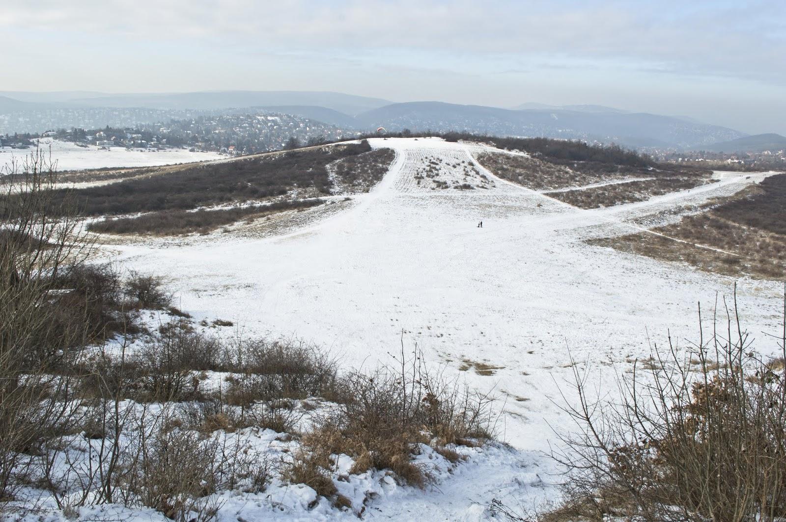 Panoráma túra a Hármashatár-hegyen