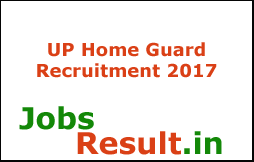 UP Home Guard Recruitment 2017