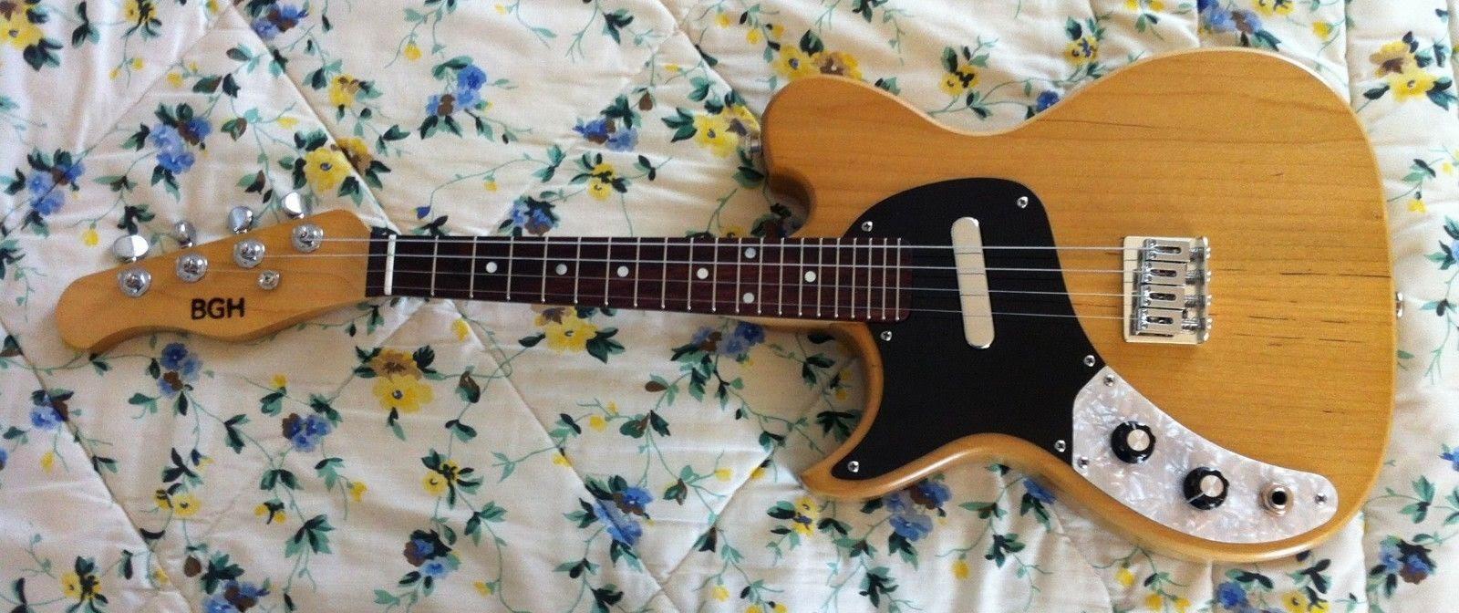 tbanjo: Custom Made Left-Handed Electric Mandolin For Sale