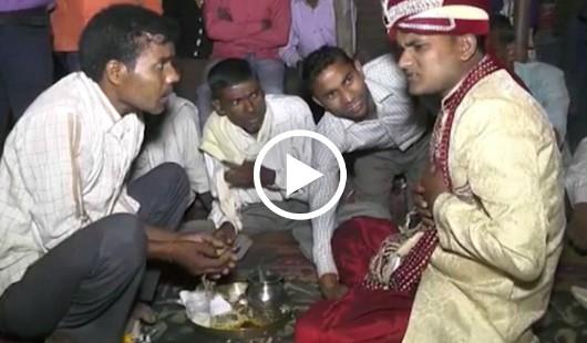 Video Detik-Detik Pengantin Maut Ditembak Di Majlis Perkahwinannya